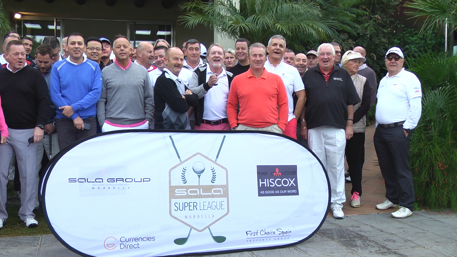 Sala Super League Golf – DEBRA ButterflyChildrenCharity